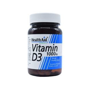 قرص-ویتامین-D3-1000-هلث-اید-۲