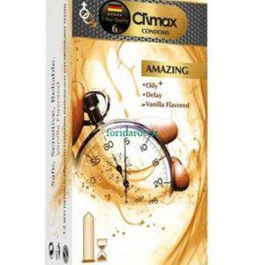 کاندوم کلایمکس مدل AMAZING
