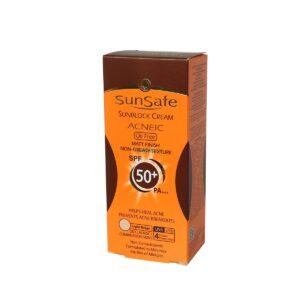 کرم ضد آفتاب SPF50 سان سیف